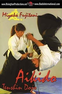 Amazon com: Aikido Tenshin Dojo M  Fujitani: Miyako Fugitani