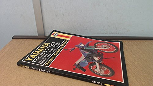 Yamaha TZR125 and DT125R Owners Workshop Manual (Haynes Owners Workshop Manuals)