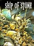 Ship of stone