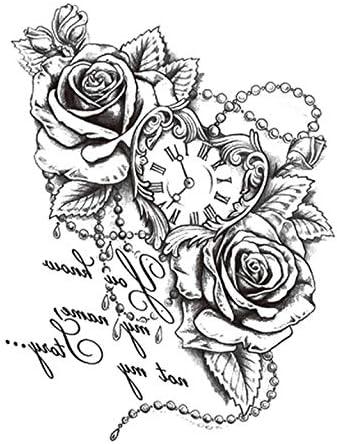 ROSEN TATTOO TATTOO TATTOO TATTOO - Reloj de bolsillo, diseño de ...