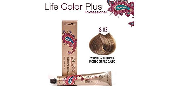 Farmavita Life Color Plus Tinte Capilar 8.03-90 ml