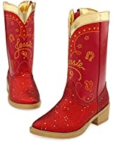 Disney Store Toy Story Jessie Girl Costume Boots Shoes