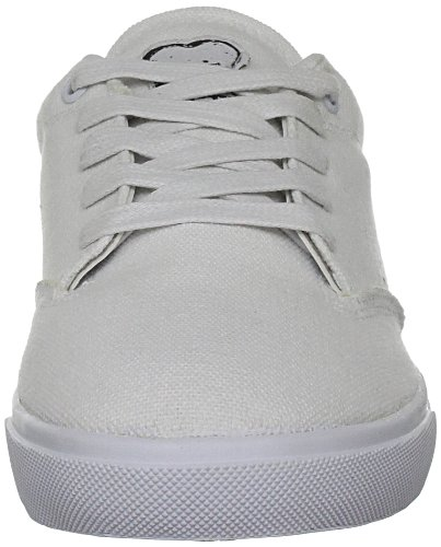 Globe Lighthouse Canvas 2 GBLIGHTH - Zapatillas de skate de lona para hombre Blanco