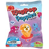 Topps Ring Pop Puppies - Pack of 4