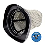 HQRP Dust Cup Filter for Dirt Devil F25 F-25 2SV1102000 3SV0980000 Replacement fits