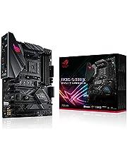 ASUS Rog Strıx B450-F Gaming II AMD B450 Am4 DDR4 4400 DP Hdmı Çift M2 Usb3.2 ARgb com ATX 128GB'a kadar ram desteği, AI Ses Engelleyici Mic. desteği