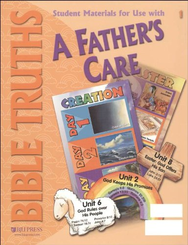 Bible Truths Student Materials Packet Grd 1 3rd Edition