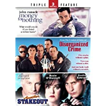 Money For Nothing / Disorganized Crime / Another Stakeout - Triple Feature (1993)