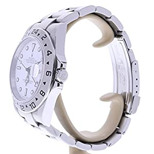 Rolex Explorer II automatic-self-wind mens Watch 16570 (Certified Pre-owned)