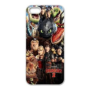 Lovely How to Train Your Dragon Phone Case For iPhone 5,5S B55862