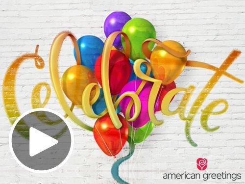 Animated - Celebrate  link image