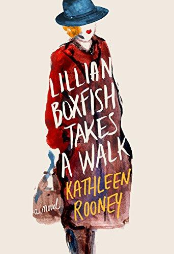 Lillian Boxfish Takes a Walk: A Novel cover