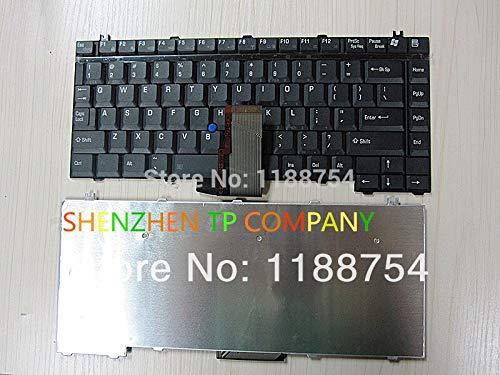 Laptop Keyboard for Toshiba Satellite M20 us Version Black Colour Layout