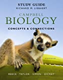 Study Guide for Campbell Biology: Concepts & Connections 0321742583 Book Cover