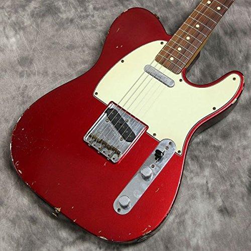 Fender Custom Shop フェンダーカスタムショップ/Custom 1963 Telecaster Relic Candy Apple Red B07FR45G5H