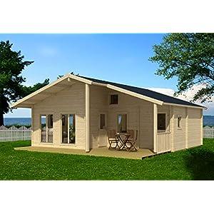 Best Epic Trends 51bJwyxM1dL._SS300_ Allwood Avalon Cabin Kit | 540 SQF + Loft (Triple Glass Windows and Doors)
