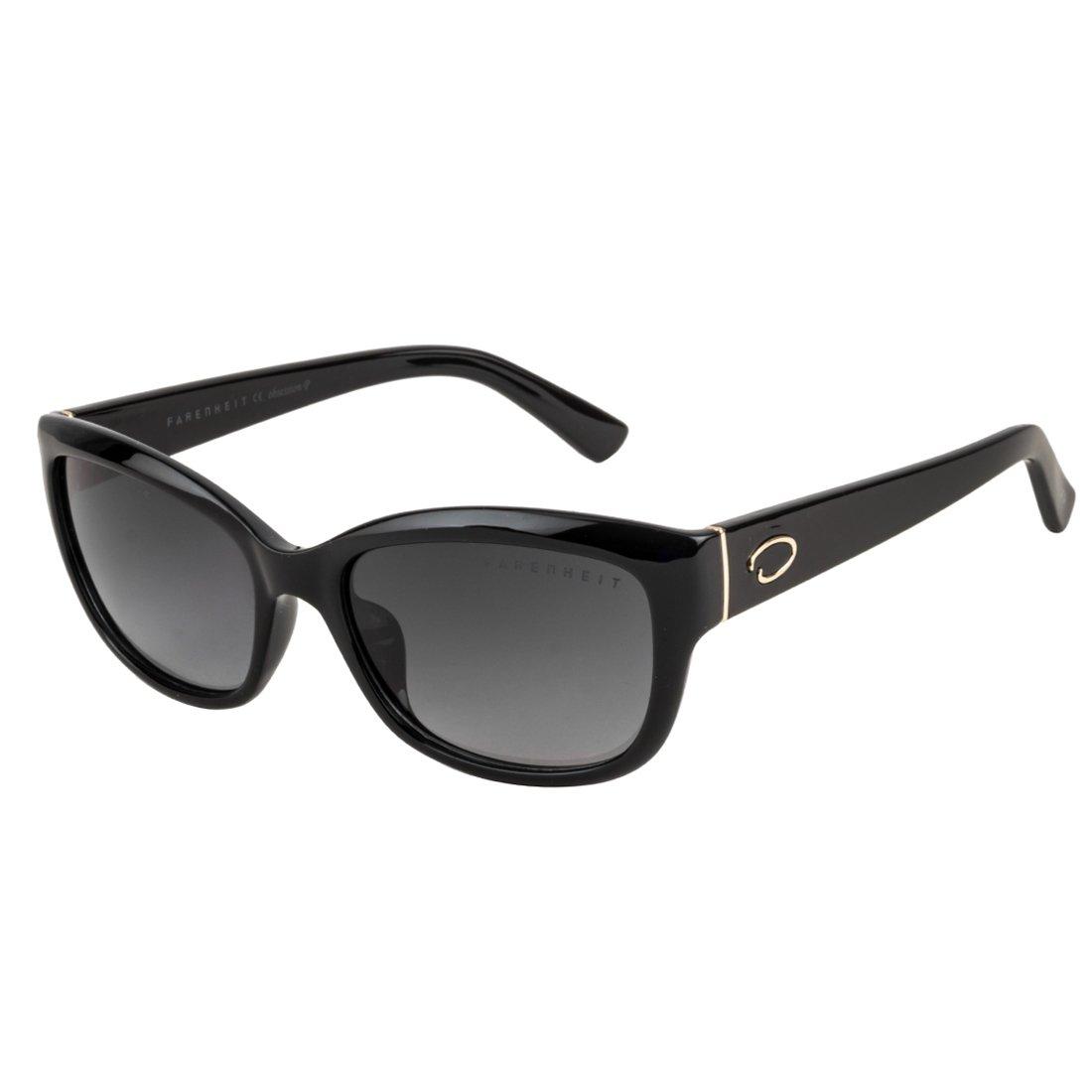cfa1bd8267 Farenheit Polarized Rectangular Women s Sunglasses - (SOC-FA-1614P ...