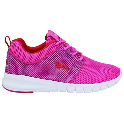 Women's Shoes Outdoor Lonsdale Multisport Grey Pink Sivas dwq4AxI