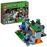 LEGO UK 21141 Creative Adventures The Zombie Cave Set