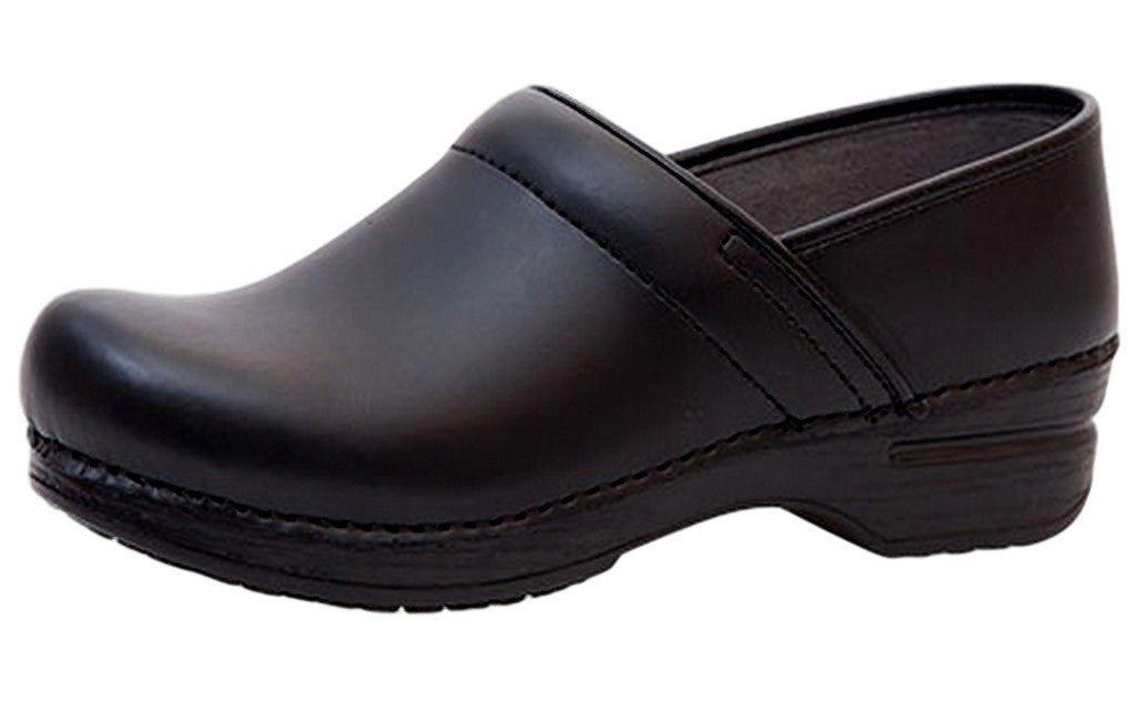 Dansko Men's, Pro XP Work Shoes Black 4.2 M
