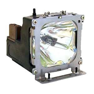 Hitachi mc-x320 Replacement Projector Lamp (Original Philips/Osram Bulb Inside) with Generic Housing