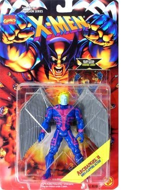 X-Men Invasion Series Archangel II Action Figure by X Men