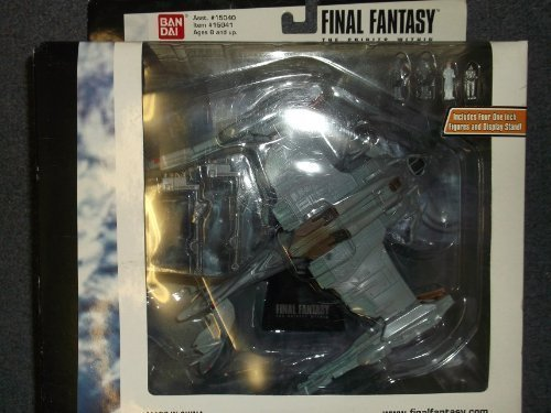 Final Fantasy The Spirits Within Copperhead Deluxe Playset