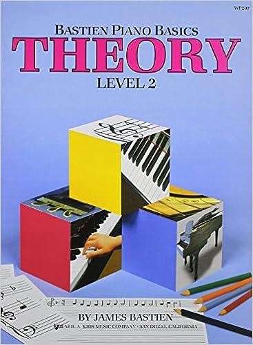 wp207 bastien piano basics theory level 2