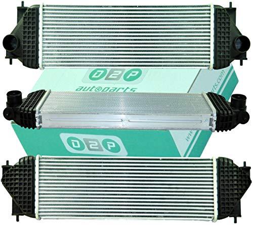 D2P 1362067J00, 1362067J01, 1362067J02 INTERCOOLER Radiator, Ladeluftkühler, refroidisseu: