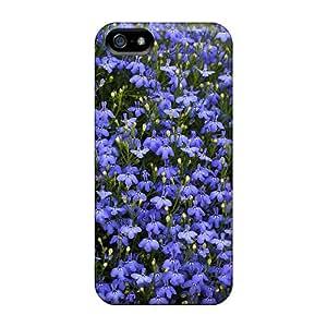 Brand New 5/5s Defender Case For Iphone (purple Lantana)