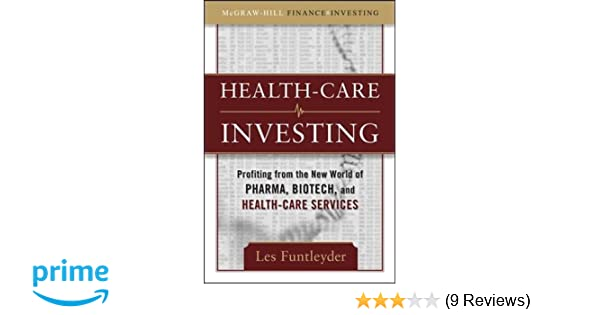 Healthcare Investing Profiting From The New World Of Pharma