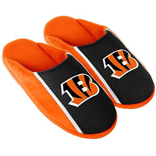 Cincinnati Bengals 2016 Jersey Slide Slipper Small by FOCO