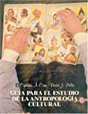 Guía para el Estudio de la Antropología Cultural 9788437501284