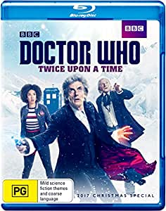 Doctor Who: Twice Upon a Time (Blu-ray)
