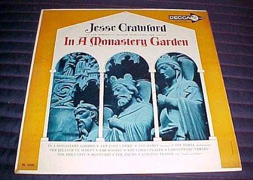 In A Monastery Garden by Jesse Crawford At the Simonton Grande Wurlitzer Pipe Organ Record Vinyl Album ()
