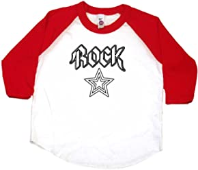 5e4101f4d Rock Star Rock and Roll Toddler Clothes Boy Or Girl T-shirts | Cool Baby