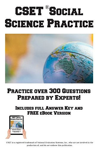 CSET Social Science Practice: Practice Test Questions for the CSET Social Science Subtest