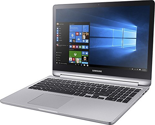 """Samsung Notebook 7 Spin 15.6"""" 2-in-1 500GB SSD (FAST Intel Processor 7th Gen Core i7 TURBO BOOST to 3.50GHz, 16 GB RAM, 500GB SSD,15.6"""" TOUCHSCREEN 1080p,Win 10) PC Laptop Computer NP740U5M"""