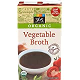 365 Everyday Value Organic Vegetable Broth, 32 oz