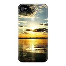 Hard Plastic Iphone 6 Cases Back Covers,hot Twilight At Sunsetscreen Cases At Perfect Customized