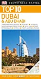 img - for Top 10 Dubai and Abu Dhabi (Eyewitness Top 10 Travel Guide) book / textbook / text book