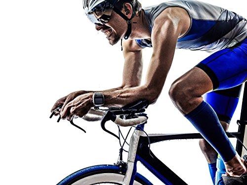 KuaiFit Sport Headphones - Heart Rate, Accelerometer, MP3, 8GB Memory, BLE, ANT+, Sweatproof, Audio Coach - Run Cycle Gym Triathlon by KuaiFit (Image #4)