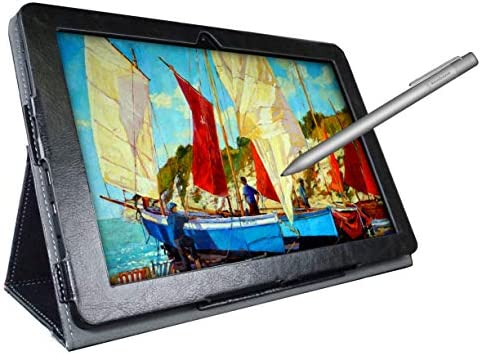 [4 Bonus Items] Simbans PicassoTab 10 Inch Drawing Tablet and Stylus Pen, 2GB, 32GB, Android 9 Pie, Best Gift for Beginner Graphic Artist Boy, Girl, HDMI, USB, GPS, Bluetooth, WiFi – P92