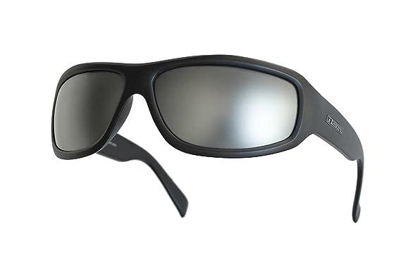 8f098379443 Dillon Optics Smoke Sunglasses Silver Polarized  Amazon.co.uk  Clothing