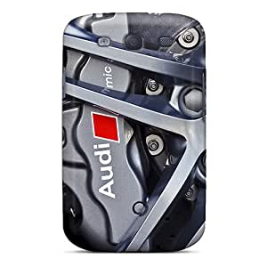 Anti-Scratch Hard Phone Cover For Samsung Galaxy S3 With Customized Trendy Audi R8 Image JasonPelletier
