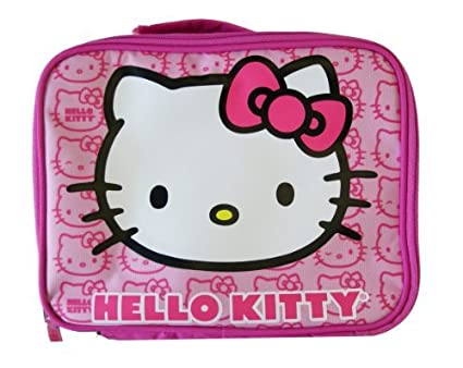 Buy Hello Kitty Soft Lunch Bag - Varied but Similar Images Online at Low  Prices in India - Amazon.in f82cbf6e54764