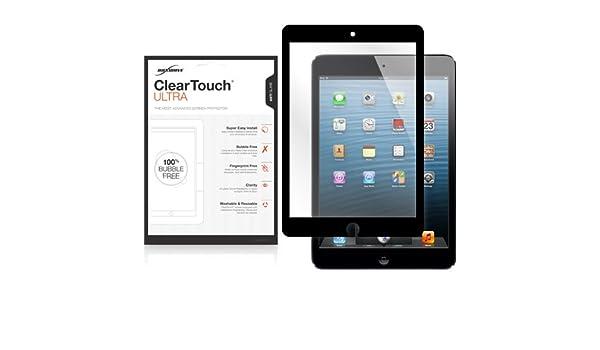Black Anti-glare Bubble Free LCD Screen protector for Apple iPad 2  iPad 3