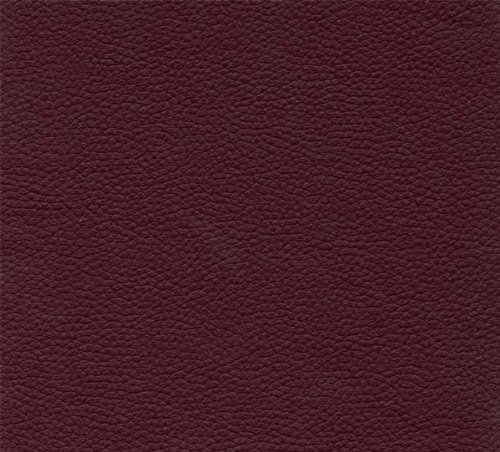 Brand New Burgundy Leather Queen Size Look Vinyl Futon Mattress Covers for Mattress Sized 8