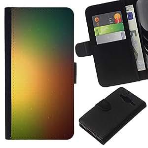 NEECELL GIFT forCITY // Billetera de cuero Caso Cubierta de protección Carcasa / Leather Wallet Case for Samsung Galaxy Core Prime // Las tonalidades de color