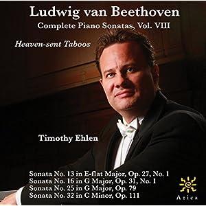 "Beethoven: Complete Piano Sonatas Vol. 8, """"Heaven-sent Taboos"